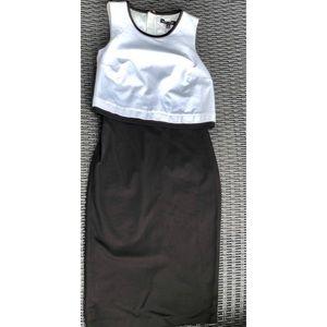 Banana Republic dress size 2 Sloan style